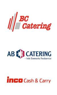 AB Catering, BC Catering & inco logo