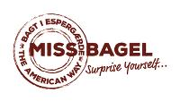 Miss Bagel logo